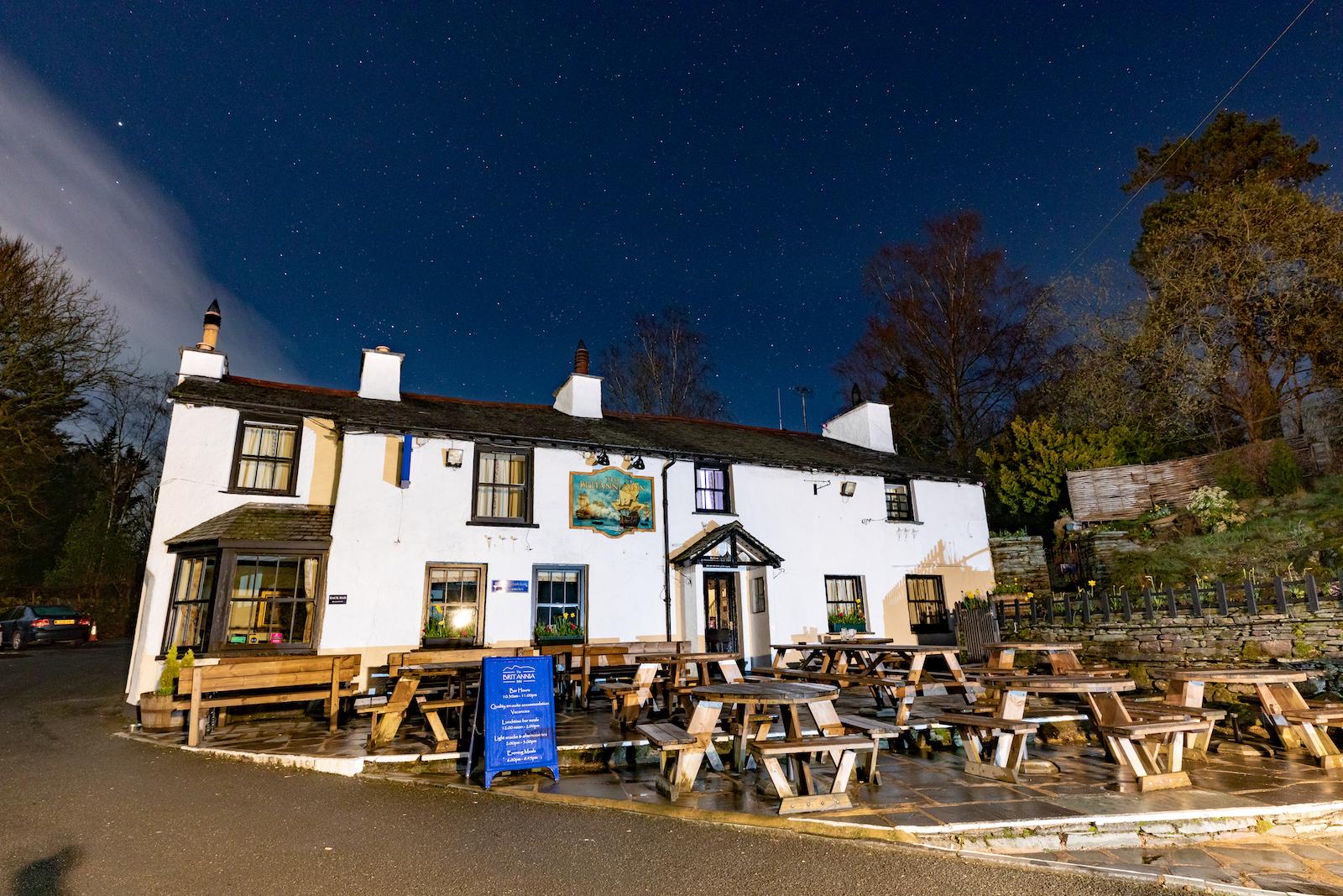 The Britannia Inn Elterwater