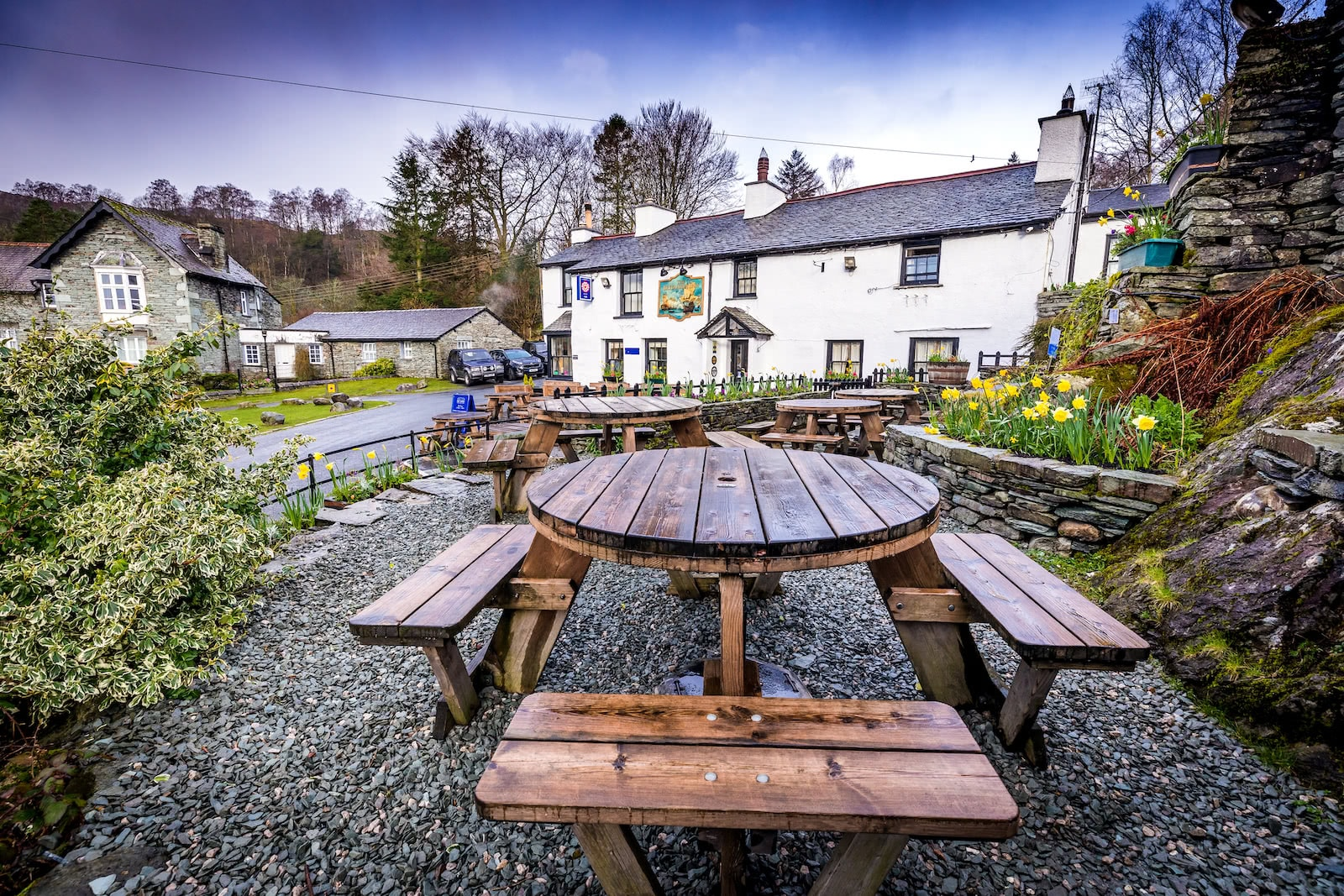 The Britannia Inn Elterwater