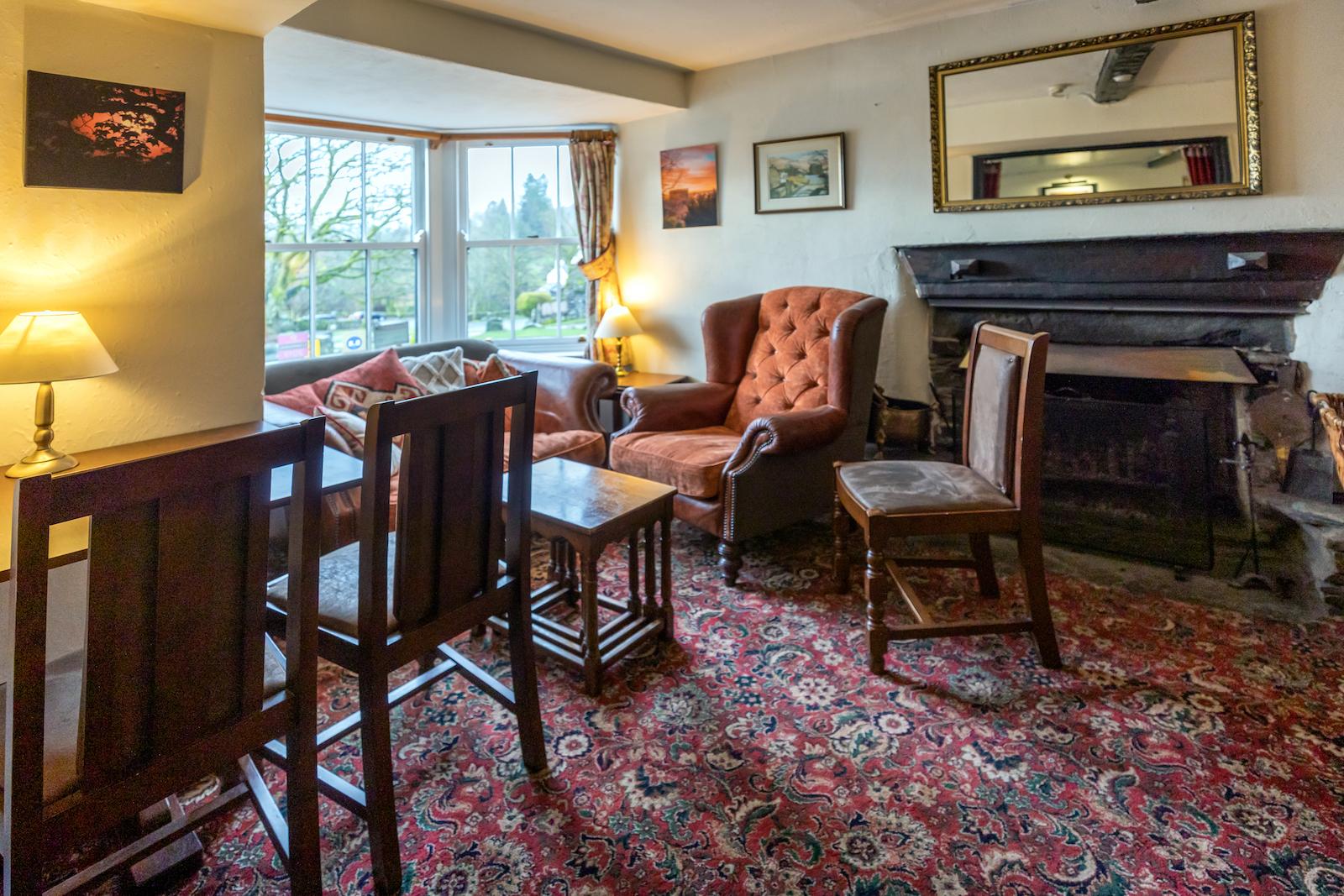 Britannia Inn Lounge